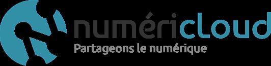 Logo de Numéricloud,